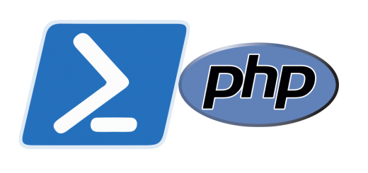 Windows PowerShell and PHP
