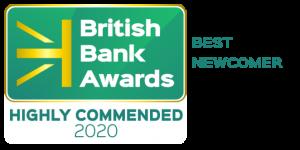 British Banking Awards Logo